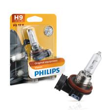 Philips H9 Lámpara halógena 12v 65w pgj19-5 visión original Equipamiento