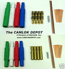 Camlok #8 - #4 MALE & FEMALE In Line Single Phase Kit