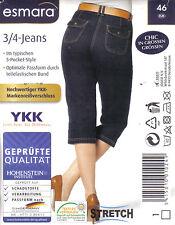 3/4 Jeans in der Größe 52 Neu mit Etikett von Esmara
