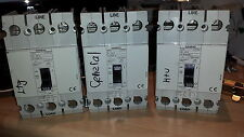SIEMENS 3VF2 100A 3 POLE MCCB, CIRCUIT BREAKERS, DIN RAIL MOUNTABLE, VF100
