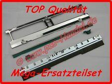 Frontbürste + Bodenblech + Kehrlippe geeignet für Vorwerk Kobold EB 350 EB 351 F