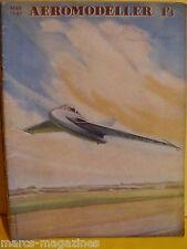 AEROMODELLER MAY 1947 PHONEY TONEY NAVION  C RUPERT MOORE MODEL AIRCRAFT