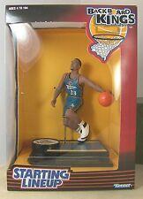 GRANT HILL NBA STARTING LINEUP DETROIT PISTONS BACKBOARD KINGS MIB 1997 SLU