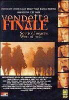 Vendetta finale (2000) DVD Nuovo Sigillato Vaughn Bridget Fonda Tortnton