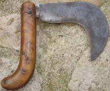 -Antique Winegrower Tool Outil de Vigneron par ATGER à Alès ( Gard )