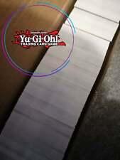 YUGIOH 1000 Mixed Card Lot (100 HOLOS/RARES)