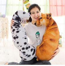 Creative Animal 3D Cute Dog Shape Cushion Pillow With Zipper Pet Toys Home Decor