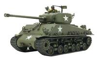 NEW TAMIYA 1/35 U.S. M4A3E8 Sherman Easy Eight European Theater Model Kit Japan