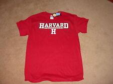 HARVARD University CRIMSON  T-Shirt  NEW / TAG  sz....  MEDIUM