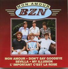 BZN - MON AMOUR  - CD