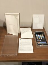 Apple iPod Touch 32gb 3rd Generation Box And Items Only