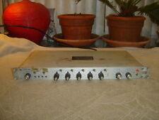 Urei 562, Feedback Suppressor, Equalizer Eq, Vintage Rack, As Is