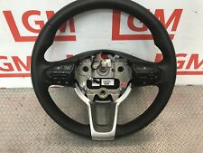 KIA PICANTO SPORT GT STEERING WHEEL LEATHER WITH RED STITCHING  2017 NEW SHAPE