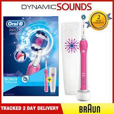 Braun Oral-B Pro 2 2500W Électrique Rechargeable puissance Brosse à Dents Don