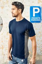 Promodoro 3580 Unisex Funktionsshirt Damen Herren T-Shirt zweifarbig Beruf Hobby