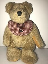 "Vintage Bosley Boyds Bears Plush Friends Collection 9"" Jointed Posable W/ Tags"