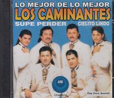 Los Caminantes Lo Mejor De Lo Mejor CD New Nuevo Sealed