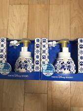 Tokyo Disney Resort Limited Mickey & Minnie shape hand soap wash 2set