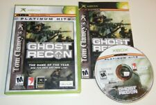 Tom Clancy's Ghost Recon PH COMPLETE GAME for your original XBOX system VG
