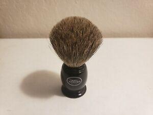 The Art of Shaving Pure Badger Black Shaving Brush