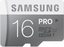 SAMSUNG PRO Scheda micro SD, 16 GB