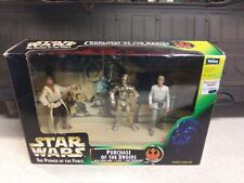 Star Wars Purchase Of The Droids Kenner POTF 1997 3.75 Action Figures