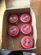 GENUINE RUSSELL COCA COLA COKE MEXICO SUPER YO-YO YOYO YO YO BRAND NEW FROM BOX