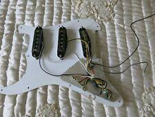 Fender - Fully  Loaded Scratch Plate with Split Magnet Pickups (Korean ?)