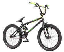 KHE BMX Fahrrad BARCODE FS 20 Zoll schwarz nur 11,3kg!