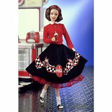Vintage Coca Cola Barbie Doll 1999 Collector Edition