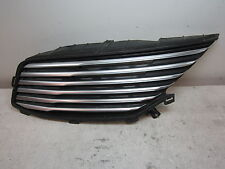 Front Bumper Cover Grille; Made Of Plastic For 2013-2016 Lincoln MKZ 104-02453B