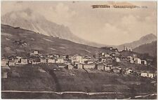 ALTO CADORE - CASAMAZZAGNO - COMELICO SUPERIORE (BELLUNO) 1915