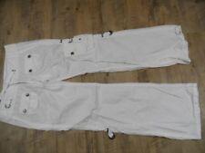 Freeman T. Porter Cool Décontracté au Cardage Blanc Taille 31 Top zc1017