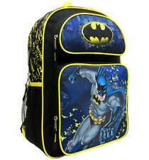 "DC Batman 14"" School Backpack For Boys"