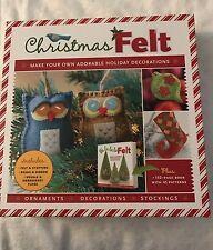 Christmas Felt Kit Sterling Innovation Scott Russo Design