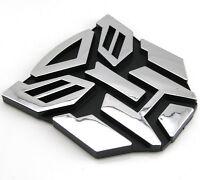 3D Logo Protector Transformers Autobot Emblem Badge Car Sticker Decal