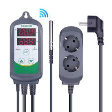 Inkbird ITC-308 WIFI Digitaler Temperaturregler AuslassThermostat 2stufig Sensor