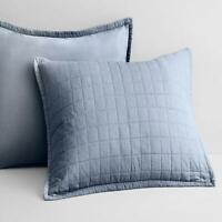 Sheridan Reilly Chambray 100% Cotton European Pillowcase 65 x 65cm