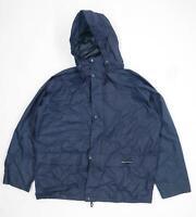Peter Storm Mens Size XL Blue Raincoat