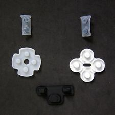 New PS3 Silicon Button Replacement Part Rubber for Playstation DualShock 3 Pad