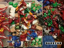 "👾 Lot of 2 Random Bakugan Battle Brawlers ""Battle Gear"" from Photo 