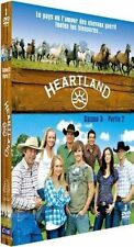 Heartland - Saison 3, Partie 2/2 - 3 DVD  - NEUF Version Française -