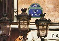 Alte Postkarte - Paris - Rue de la Paix