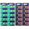 20Pcs LR44 Button Battery 1.5V AG13 GPA76 L1154 Powerful Mini Coin/Button Cell