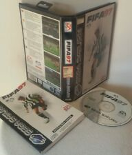 FIFA 97 - Sega Saturn Gioco Game Hockey Basket Pallacanestro 1997 Sports