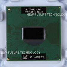 Intel Pentium M 735 (RH80536GC0292M) SL7EP CPU 400/1.7 GHz 100% Work