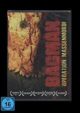 DVD BAGMAN - OPERATION MASSENMORD SPLATTER COMEDY *** NEU ***