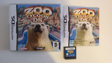 JEU NINTENDO DS ZOO TYCOON COMPLET DS LITE DSI XL