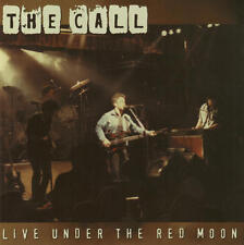 The Call - Live Under the Red Moon CD BRAND NEW OUT OF PRINT