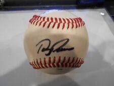 JSA 2x Signed Joe Torre & Francona World Series Managers Yankees Vs Red Sox Ball